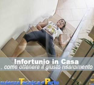 Infortunio-in-casa-risarcimento-danni