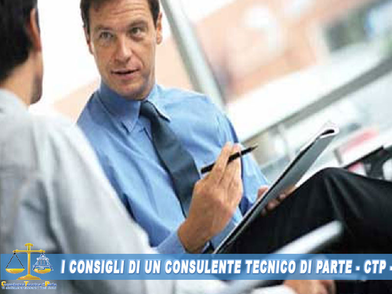 Consulente Tecnico per ATP