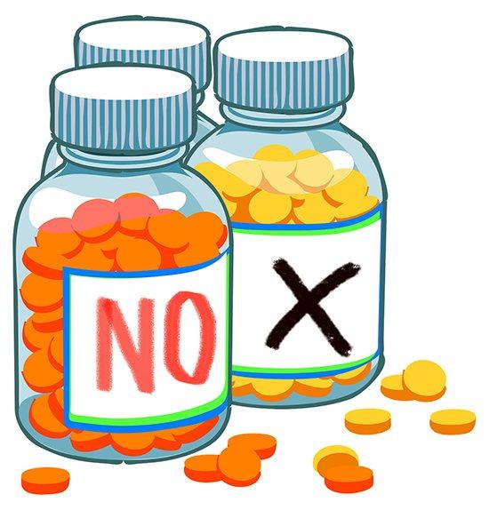 Las pastillas no son efectivas para tratar una estenosis uretral