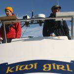 Boat based cetacean monitoring
