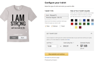 """The beautiful """"cash cow"""" that is selling on Amazon's Merch."""