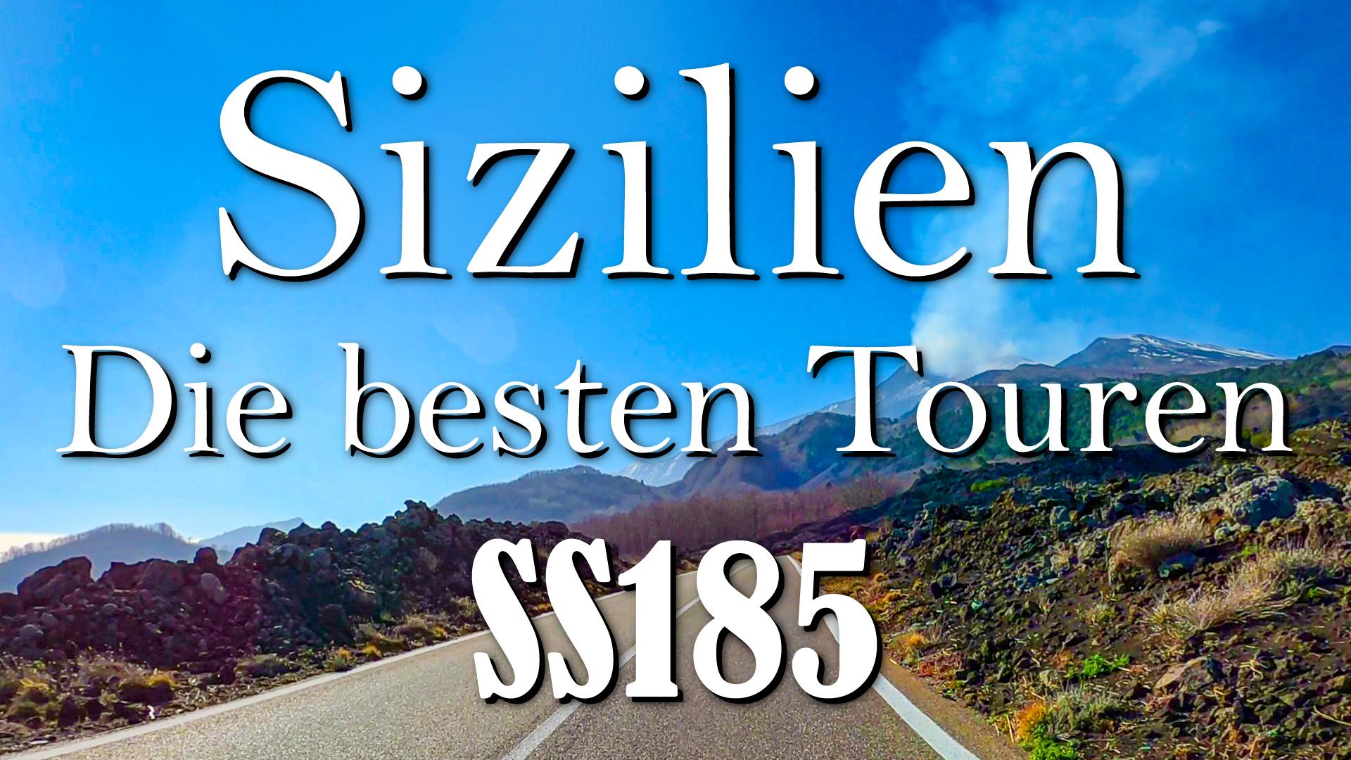 Roadbook Sizilien