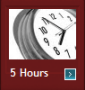 5 hour retainer
