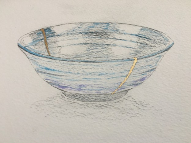The Art of Resilience : Kintsugi