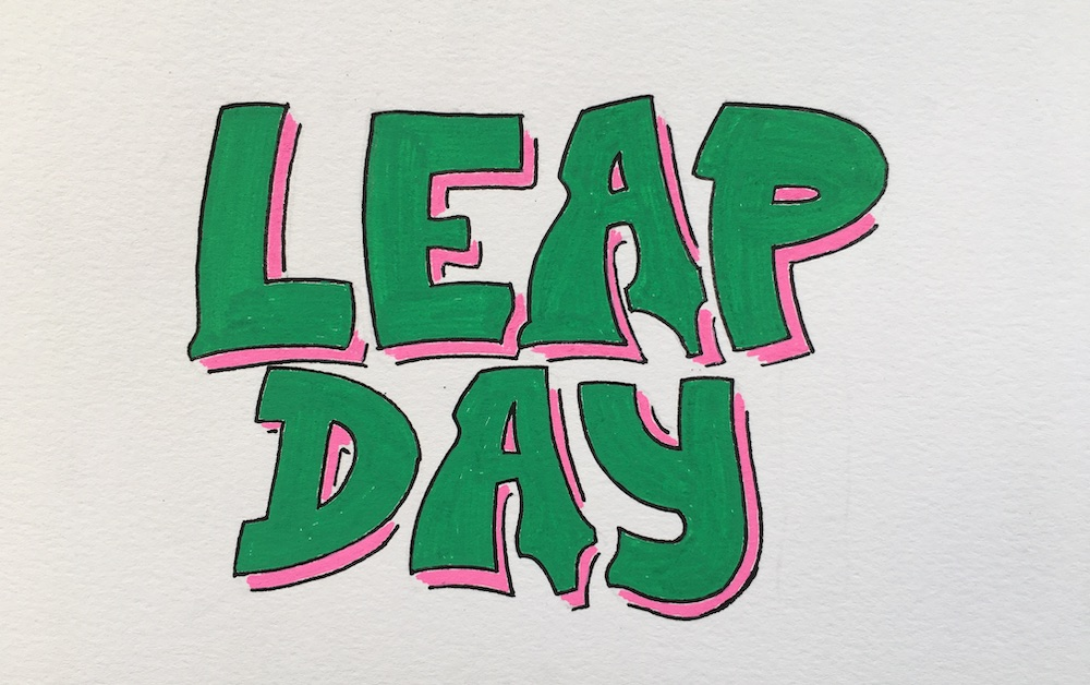 Leap Day Rising