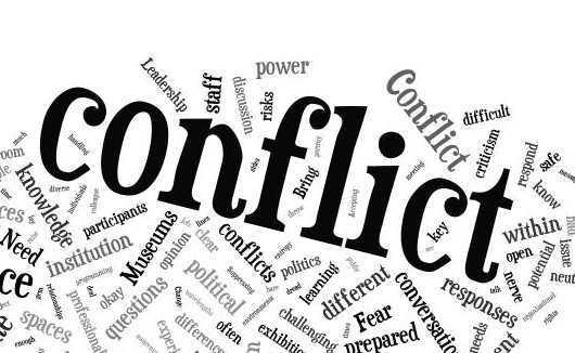 Want Collaboration? Accept and Actively Manage Conflict