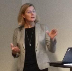 Anna-Lena Wretman, CEO Getswish