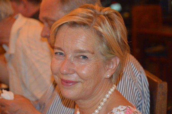 Karin Herrström var med oss på premiären
