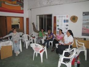 Conversando en base a la presentación de gvSIG BatovíPKE