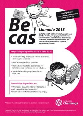 becas-2014