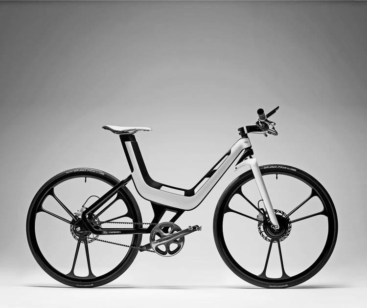 Ford presentó un innovador modelo de bicicleta eléctrica