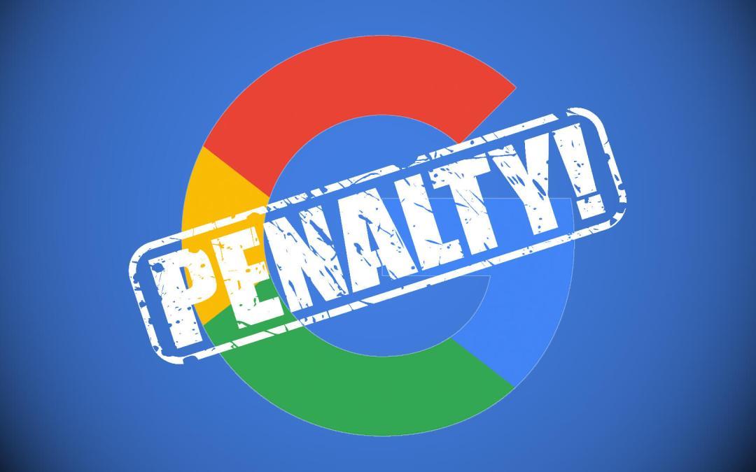 Penalizaciones en Google
