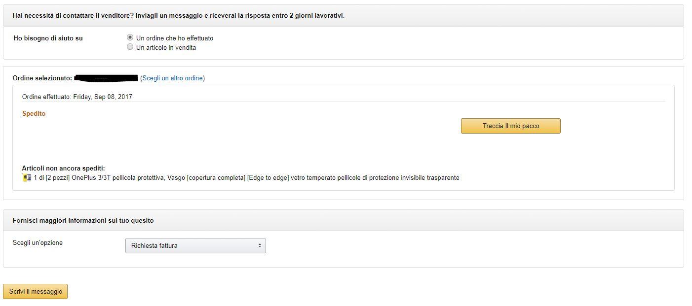 Servizio clienti Amazon: come parlare con un operatore Amazon