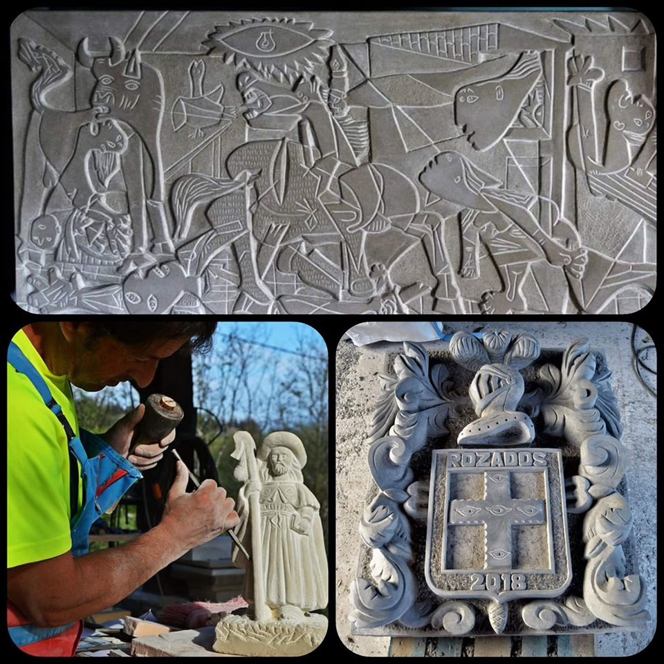 Artesanía en piedra