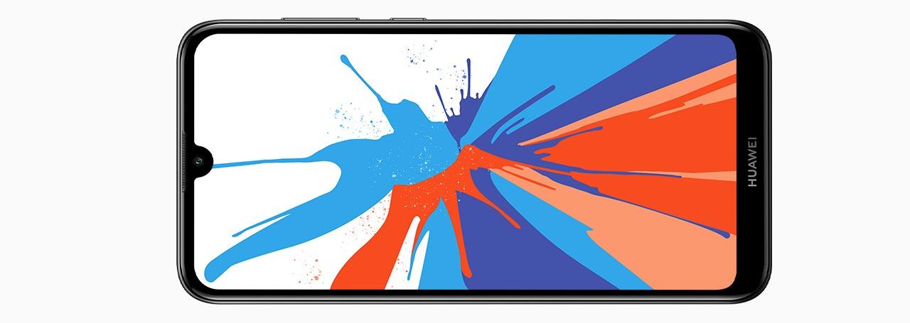 Huawei Y7 Pro 2019 Big Screen Big Battery Dual Ai Camera