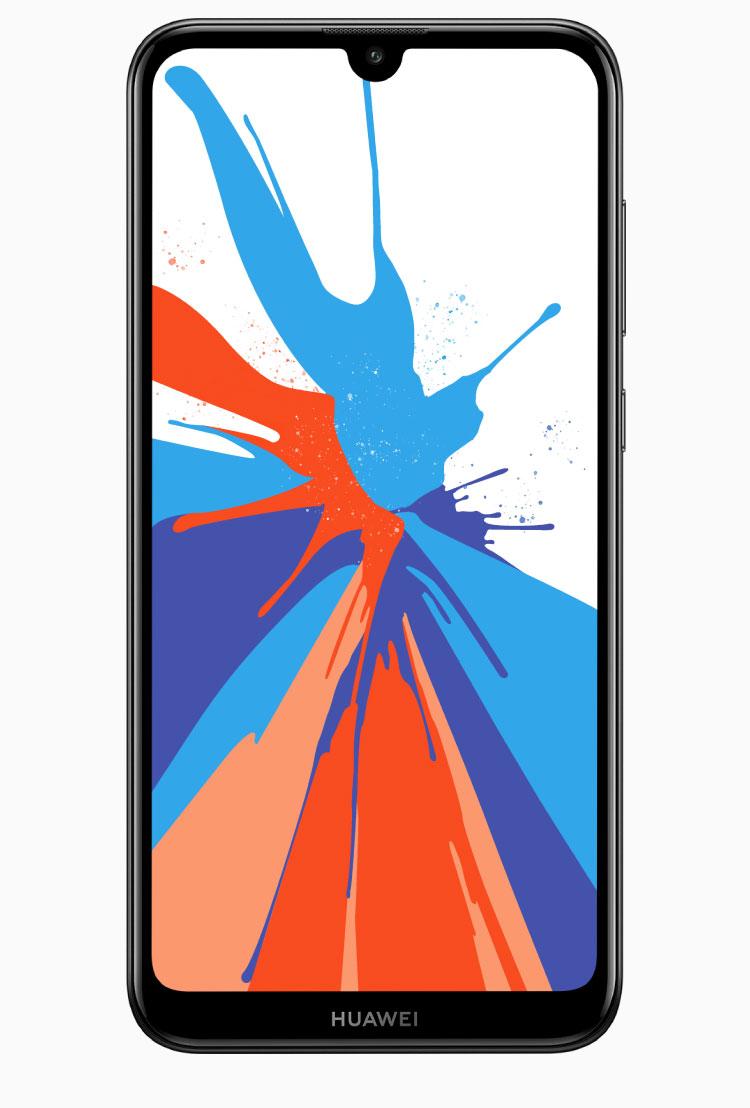 Huawei Y7 Prime 2019 Big Screen Big Battery Dual Ai Camera