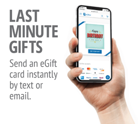Last Minute Gifts - Buy Gift Cards