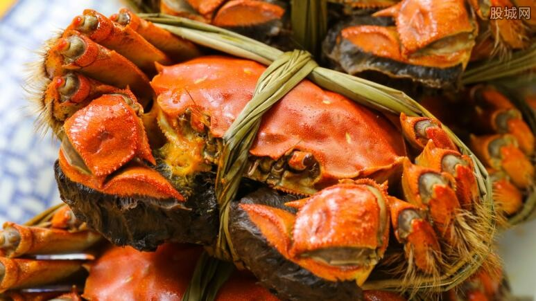 蒸螃蟹需要多長時間 網上賣的陽澄湖大閘蟹正宗嗎-股城消費