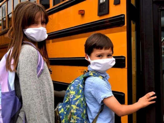 COVID Cases Rise Sharply Among Kids as School Year Starts