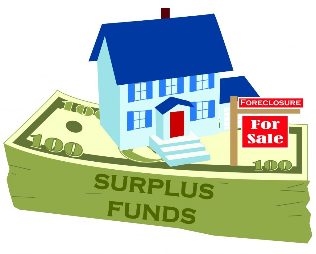 excess funds after foreclosure