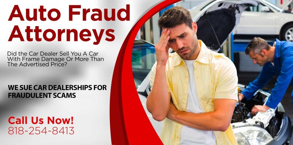 We Sue Car Dealers for Lying - Auto Fraud Attorneys