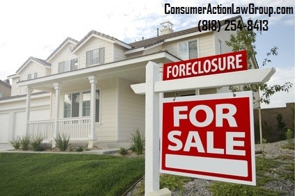 Los Angeles Foreclosure Attorney