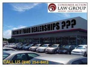 Auto Fraud Attorney - Sue Car Dealer