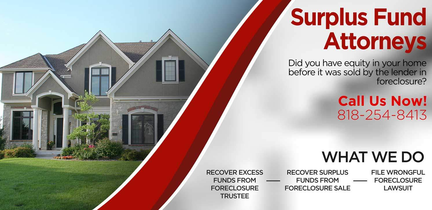 Can I Get a Refund After Home Foreclosures? Surplus Funds