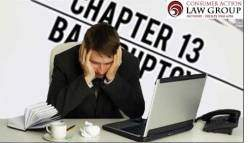Can Chapter 13 Bankruptcy Immediately Stops Foreclosure?