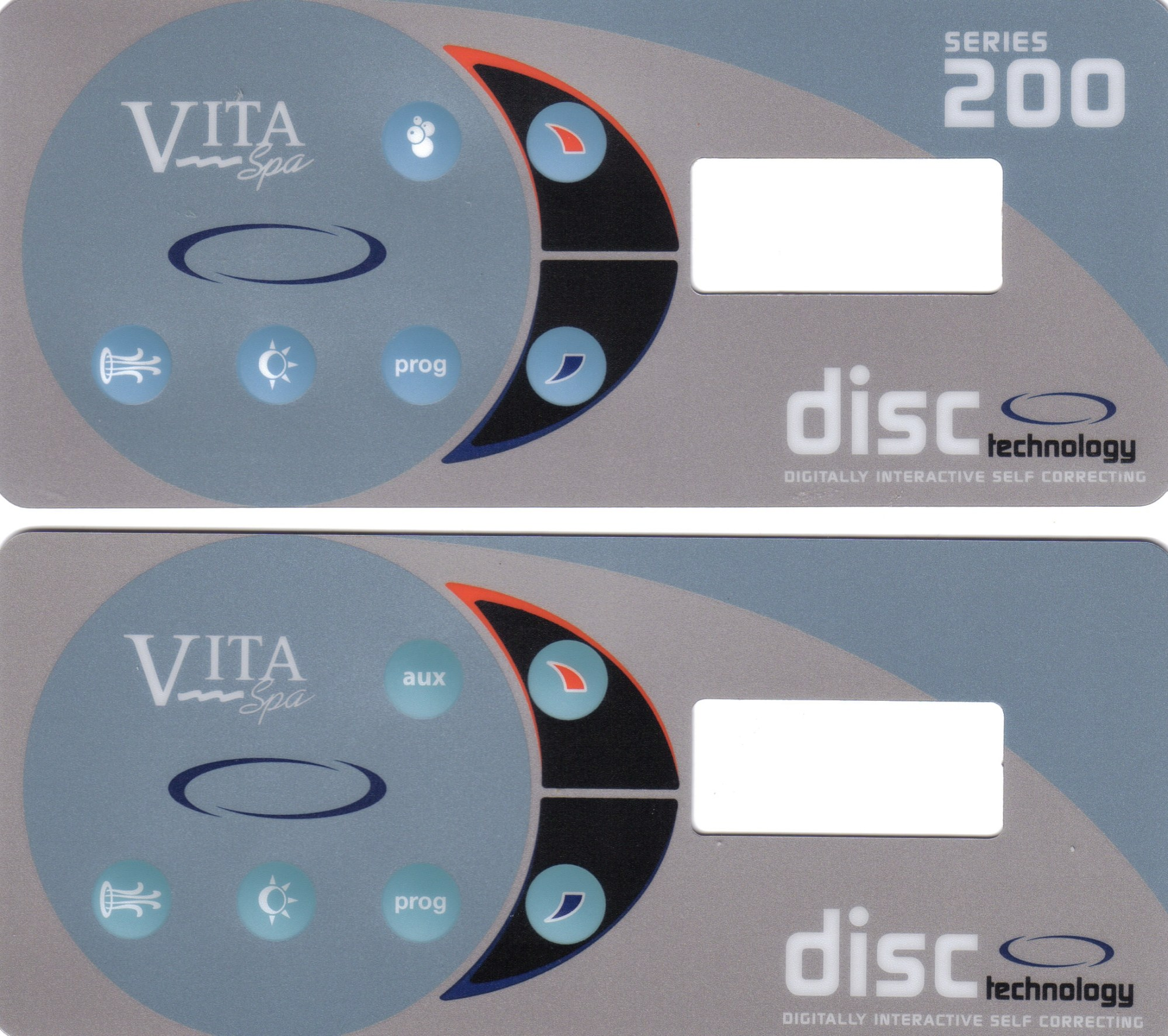 hight resolution of disc200blower