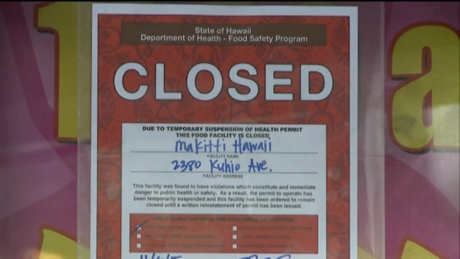 Does the state's restaurant placard program offer too many chances?