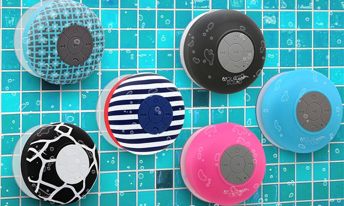 Best Bluetooth Shower Speakers 2019  Take The Tunes Into