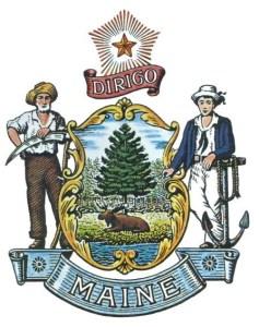 Maine-state-logo