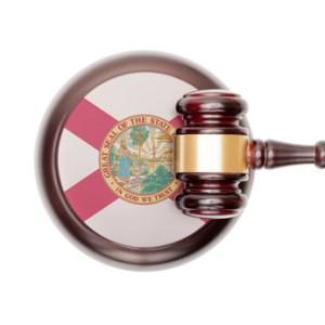 USA legal system conceptual series - Florida