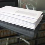 glassine envelopes debt collection