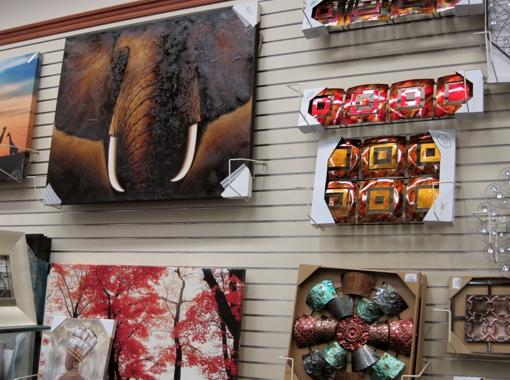 Burlington – Not The Railroad But An Ugly Merchandise Depot