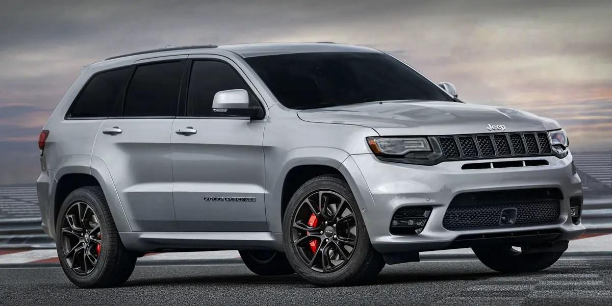 2019 Jeep Grand Cherokee Consumer Guide Auto