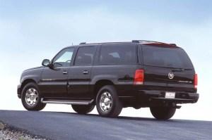 200206 Cadillac Escalade | Consumer Guide Auto