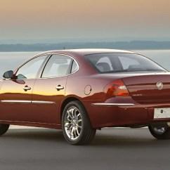 Is The New Camry All Wheel Drive Suspensi Grand Avanza 2005-09 Buick Lacrosse | Consumer Guide Auto