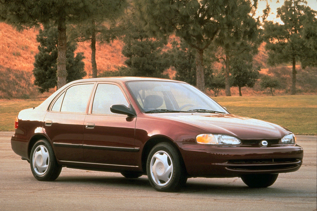 02 Chevrolet Prizm