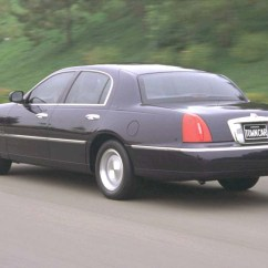 1999 Cadillac Deville Wiring Diagram 1983 Ford F150 Radio 1998-02 Lincoln Town Car   Consumer Guide Auto