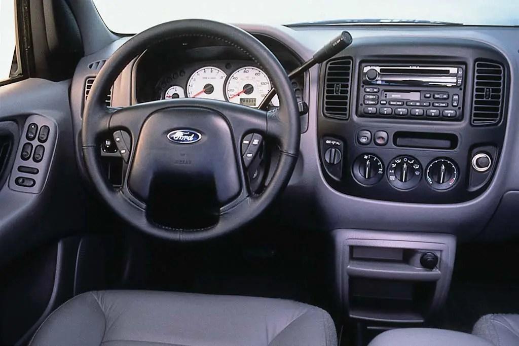 2011 Ford Escape Radio Wire Diagram 2001 04 Ford Escape Consumer Guide Auto