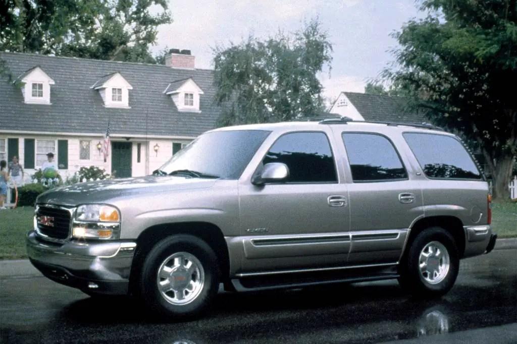 2006 Gm Radio Wiring Diagram 2000 06 Gmc Yukon Denali Consumer Guide Auto