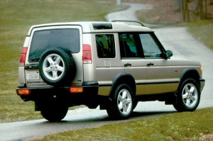 199904 Land Rover Discovery II   Consumer Guide Auto