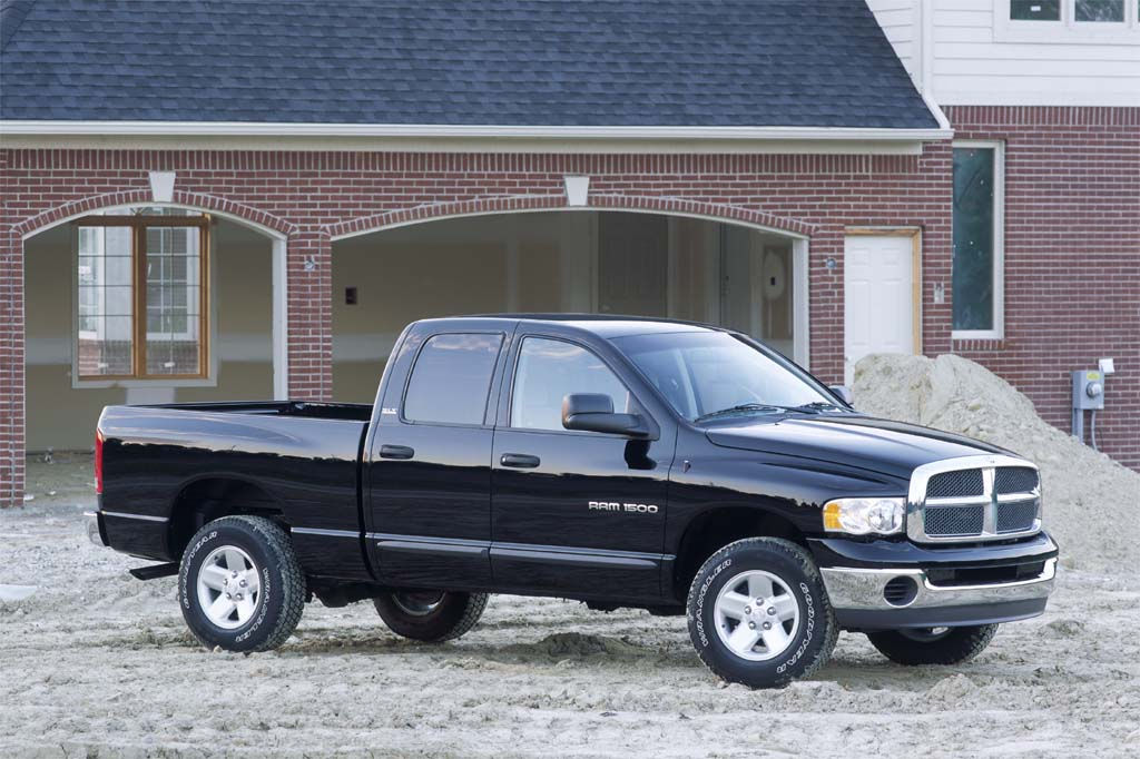 2002 05 dodge ram 1500 pickup