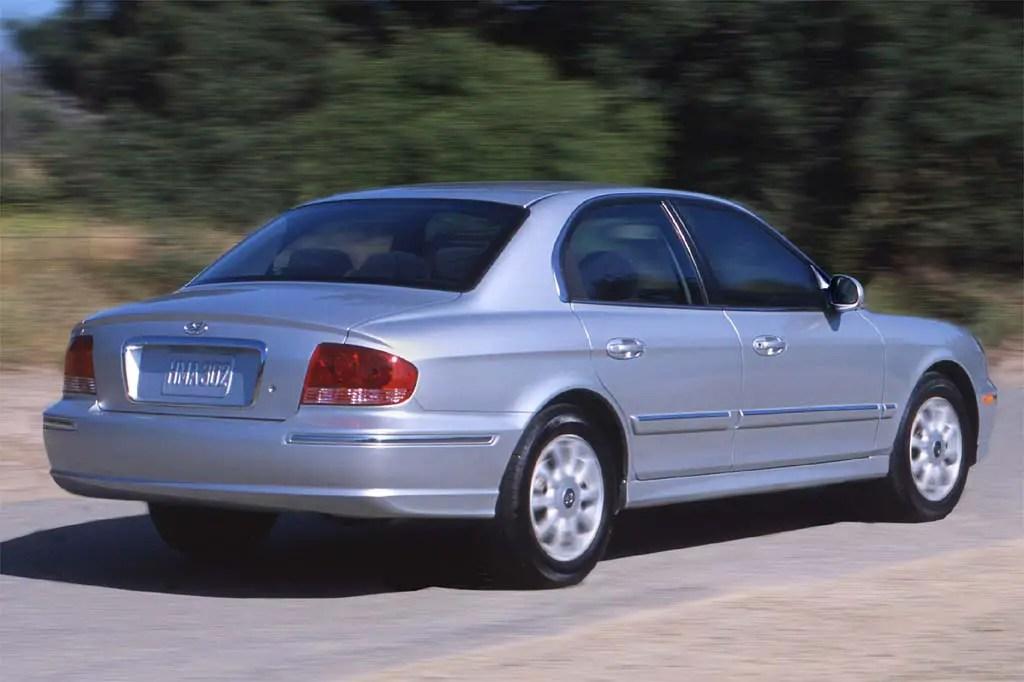 2002 05 Hyundai Sonata Consumer Guide Auto