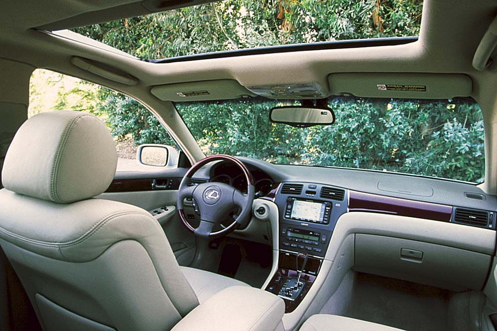 all new camry v6 upgrade grand avanza 2002-06 lexus es 300/es 330   consumer guide auto