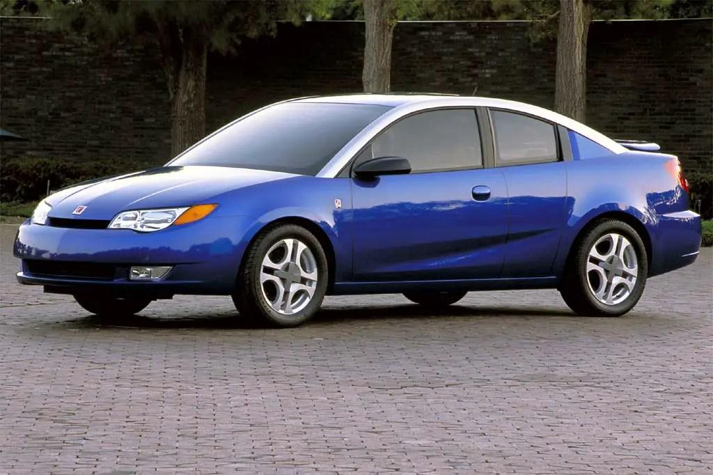 2003 Ion Fuse Box 2003 07 Saturn Ion Consumer Guide Auto