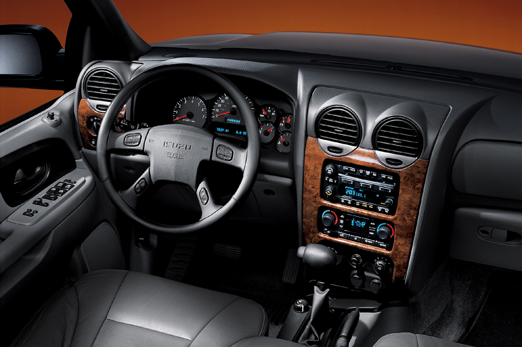2003 08 Isuzu Ascender Consumer Guide Auto