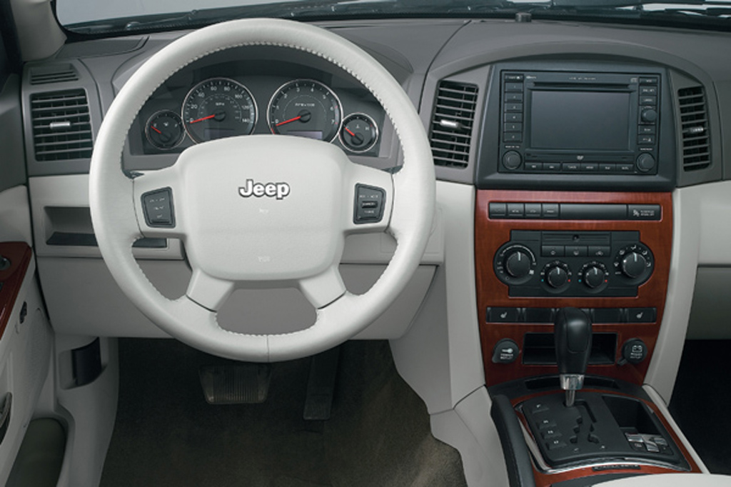2005 Jeep Grand Cherokee Laredo Stereo Wiring Diagram